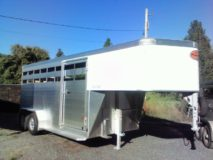 2020 Sundowner Rancher 16′ Stock Trailer